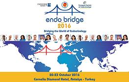 20-23 Oct 2016 – EndoBridge – Antalya, Turkey