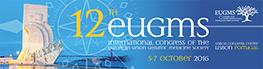 05-07 Oct 2016 – European Union Geriatric Medicine Society EUGMS Congress – Lisbon, Portugal